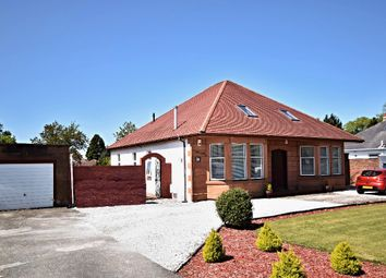 Thumbnail 4 bed detached bungalow for sale in Monument Road, Ayr