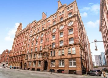 Thumbnail 1 bed flat to rent in Lancaster House, Whitworth Street, Manchester