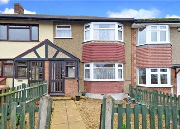Thumbnail 2 bed terraced house for sale in Browning Avenue, Worcester Park