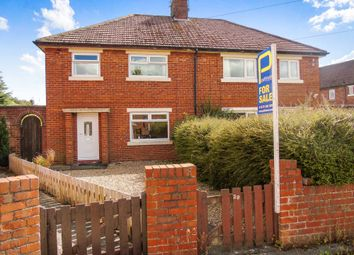Thumbnail 3 bedroom semi-detached house for sale in Jobling Crescent, Morpeth