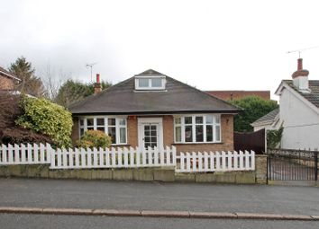 Thumbnail 3 bed detached bungalow for sale in Watson Avenue, Bakersfield, Nottingham