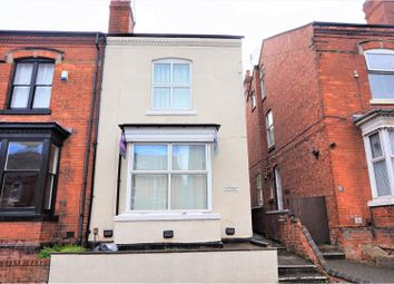 Thumbnail 5 bedroom semi-detached house for sale in Persehouse Street, Walsall