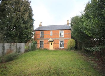 Thumbnail 4 bed detached house to rent in Beggars Lane, Longworth, Abingdon