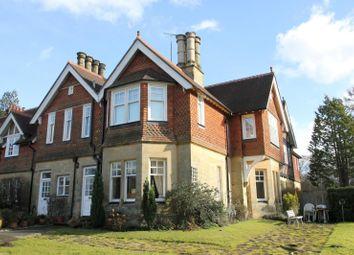 Thumbnail 2 bed flat to rent in Horsham Road, Handcross, Haywards Heath