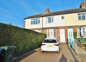Thumbnail 2 bed terraced house for sale in Wilford Lane, West Bridgford