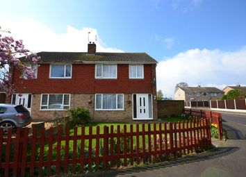 Thumbnail 3 bed semi-detached house for sale in Masefield Road, Maldon