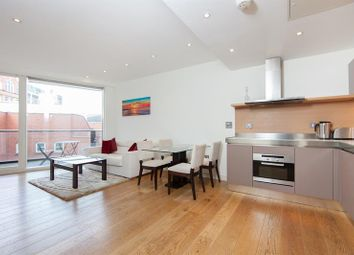 Thumbnail 1 bedroom flat for sale in Hirst Court, 20 Gatliff Road, London