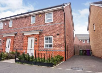 Cadwell Crescent, Wolverhampton WV10. 3 bed semi-detached house for sale