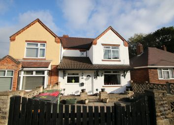 Thumbnail 3 bed semi-detached house for sale in Watling Street, Grendon, Atherstone