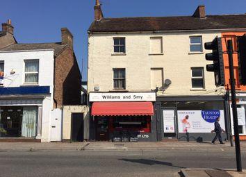 Thumbnail Retail premises for sale in East Reach, Taunton