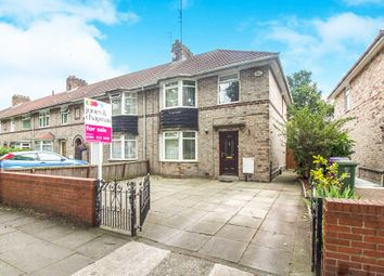 Thumbnail 3 bedroom terraced house for sale in Mather Avenue, Allerton, Liverpool