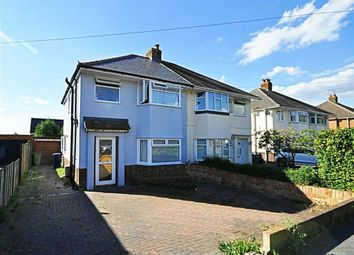 Thumbnail 3 bed semi-detached house for sale in Winston Road, Churchdown, Gloucester