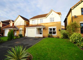 Thumbnail 5 bedroom detached house for sale in Wellburn Close, Sunninghill Park, Bolton