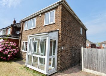 Thumbnail 3 bedroom detached house for sale in Suncroft Close, Woolston, Warrington