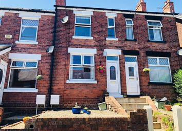Thumbnail 3 bed terraced house for sale in Park Road, Tanyfron, Wrexham