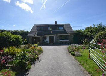 Thumbnail 3 bed detached bungalow for sale in Boscrege, Ashton, Helston, Cornwall