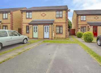 Thumbnail 2 bedroom semi-detached house for sale in Helvellyn Way, Long Eaton, Nottingham