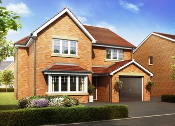 Thumbnail 4 bed detached house for sale in Mulberry Park St. Kevins Drive, Kirkby, Liverpool