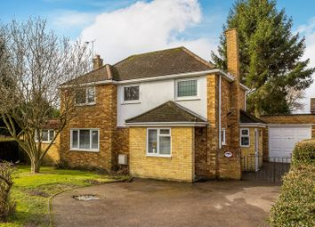 Thumbnail 3 bed detached house for sale in Grattons Drive, Crawley