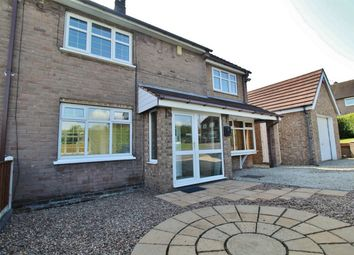 Thumbnail 3 bed semi-detached house for sale in Scott Way, Chapeltown, Sheffield, South Yorkshire