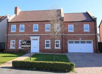 Thumbnail 5 bed detached house for sale in The Willows, Dalton, Thirsk