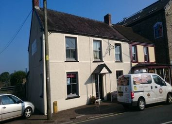 Thumbnail 2 bed flat to rent in Pentre Road, St Clears, Carmarthenshire