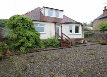 Thumbnail 4 bed detached bungalow for sale in Ancaster Road, Callander