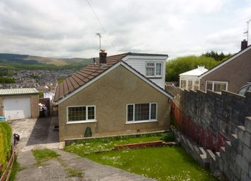 Thumbnail 3 bed detached house for sale in 15 Pen Yr Ysgol, Maesteg, Maesteg, Mid Glamorgan