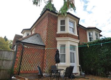 Thumbnail 1 bed terraced house to rent in Aldershot Road, Fleet