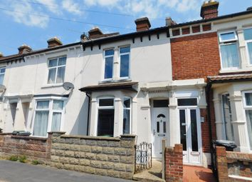 Thumbnail 3 bed terraced house for sale in Freemantle Road, Gosport