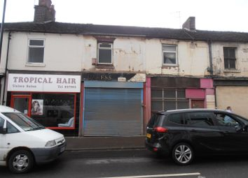 Thumbnail 2 bed property for sale in Newcastle Street, Burslem, Stoke-On-Trent