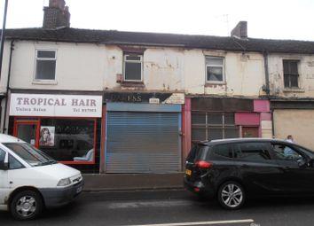Thumbnail 2 bedroom property for sale in Newcastle Street, Burslem, Stoke-On-Trent