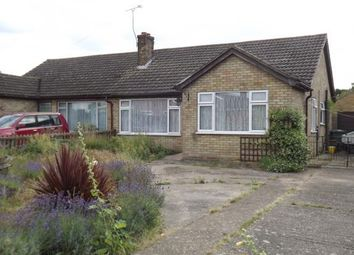 Thumbnail 3 bedroom bungalow for sale in Blenheim Grove, Offord D'arcy, St. Neots, Cambridgeshire