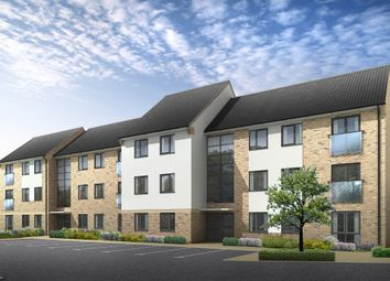 Thumbnail 2 bed flat for sale in Mitchell Court, Broad Green, Wellingborough