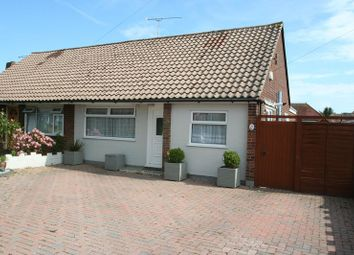 Thumbnail 2 bed semi-detached bungalow for sale in Hurley Road, Worthing