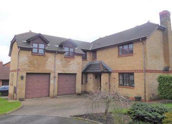 5 bed detached house for sale in Briary Way, Brackla, Bridgend, Bridgend. CF31