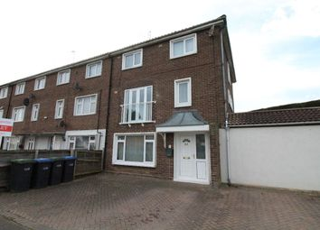 Thumbnail 4 bed maisonette to rent in Bury Road, Newton Aycliffe