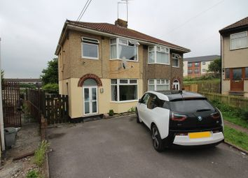 Thumbnail 3 bed semi-detached house to rent in Kingsholme Road, Kingswood, Bristol