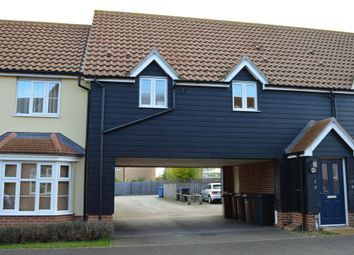Thumbnail 1 bedroom flat to rent in Bury St Edmunds, Suffolk