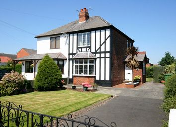 Thumbnail 2 bed semi-detached house to rent in Liverpool Road, Great Sankey, Warrington
