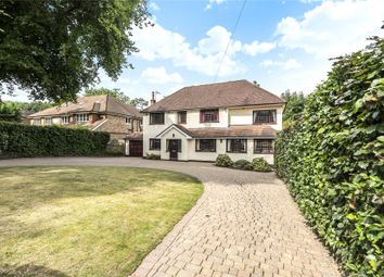 Thumbnail 6 bed detached house for sale in Homestead Road, Chelsfield Park, Kent