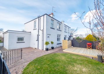 Thumbnail 2 bed semi-detached house for sale in Redfield Road, Montrose