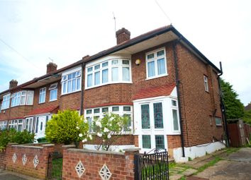 Thumbnail 3 bed semi-detached house for sale in Gordon Road, Chadwell Heath, Romford, Essex