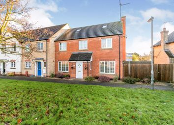 Thumbnail 5 bed semi-detached house for sale in Greenwood Way, March