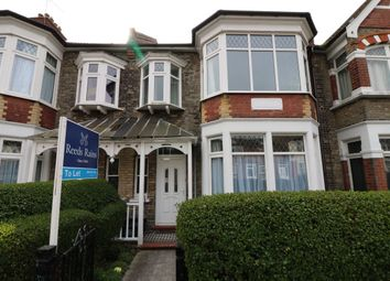 Thumbnail 3 bedroom terraced house to rent in Bradford Road, Ilford