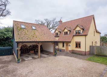 Thumbnail 5 bed detached house for sale in Ingham, Bury St Edmunds, Suffolk
