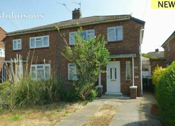 Thumbnail 2 bed semi-detached house for sale in Coniston Place, Scawthorpe, Doncaster.