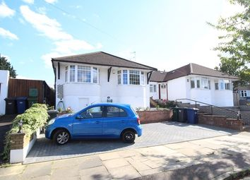 Thumbnail 3 bed semi-detached bungalow for sale in Connaught Avenue, East Barnet, East Barnet