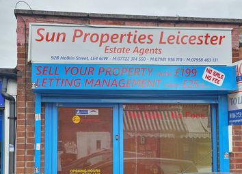 Thumbnail Commercial property to let in Halkin Street, Belgrave, Leicester, Leicestershire