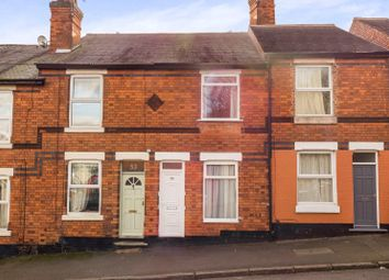 Thumbnail 2 bedroom terraced house for sale in Edale Road, Nottingham, Nottinghamshire